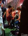 深圳超市发生恶性砍人劫持事件 人质已获救