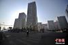 春节临近北京人流大减 道路通畅