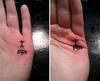 这30人的纹身好有互动性和创意,他们太聪明了!