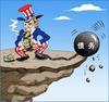 中国开始疯狂抛售美国国债 奥巴马这次后悔也晚了