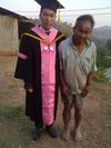 Poor Farmer's Son Graduates From College
